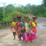 Ladies from Kondh Tribe