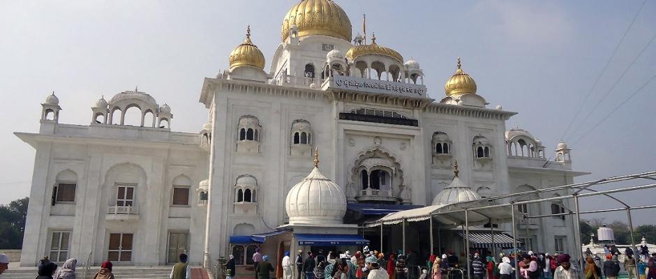 Gurdwara Bangla Sahib Delhi 1