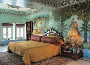 Sajjan Niwas suite Taj Lake Palace